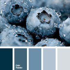 Color Palette  #3442