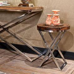 Richmond Interiors Bijzettafel | Gratis bezorgd > 50, • Sohome Richmond Interiors, Elegant Chic, Rvs, Furniture, Home Decor, Products, Decoration Home, Room Decor, Home Furnishings
