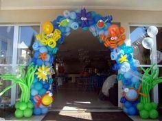 fiestas tematicas con globos pinterest - Buscar con Google