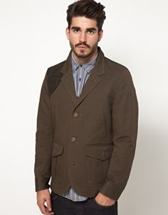 Discover the latest in women's fashion and men's clothing online. Shop from over styles, including dresses, jeans, shoes and accessories from ASOS and over 800 brands. ASOS brings you the best fashion clothes online. Men Dress, Shirt Dress, Hunting Jackets, Fashion Clothes Online, Cool Style, My Style, Second Skin, Asos, Menswear