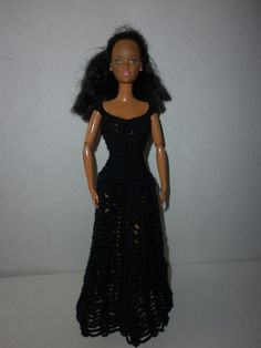 8 in 1 Crochet Barbie Clothes Pattern: Rebeckah's Treasures