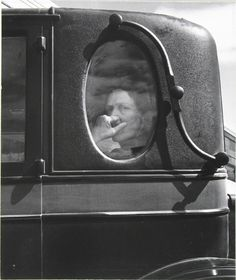Dorothea Lange. Funeral Cortege, End of an Era in a Small Valley Town, California, 1938. 1938