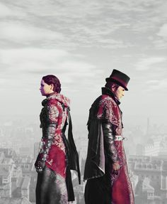 Assassin's Creed Syndicate Evie and Jacob Frye Frye Twins
