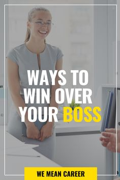 Want to impress your boss? Whether you're starting a new job or trying to advance in your company, you should work hard to be a model employee to make your boss notice you. Read our article for 20 ways to impress management and coworkers at work. Work Colleague, Career Coach, Career Development, Body Language, Career Advice, New Job, Business Women, Work Hard, Coaching