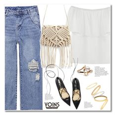 """""""Yoins #17"""" by aida-nurkovic ❤ liked on Polyvore featuring Madewell"""