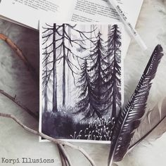 Illusion Art, Watercolor Art, Illusions, My Arts, Tapestry, Photo And Video, Artist, Painting, Inspiration