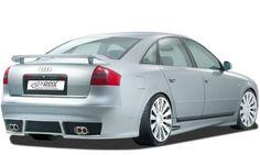 Rear-approach-Audi-a6-4b-c5-until-01-Sedan-Rear-Apron-Rear