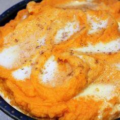 Coconut Carrot Mash (gluten-free, vegan, ACD)