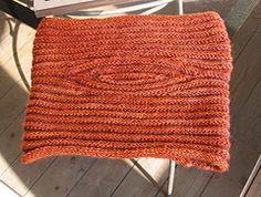 Ravelry: OrganiX cowl or scarf pattern by atelier alfa