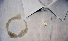Voici comment débarrasser vos vêtements des taches de gras