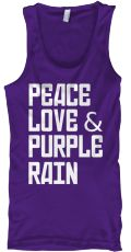 LAST CHANCE TO BUY!!!!!!! GET IT BEFORE ITS GONE FOREVER!!!Be sure and share. Tag your friends, maybe they will want one too?!?PRINCE RETURNS TO THE RECORDING STUDIO AFTER 18 YEARS!!!!!Be the first to show your love for Prince with this limited edition Peace Love and Purple Rain shirt.Only available at this price for 4 days so order today!!!!
