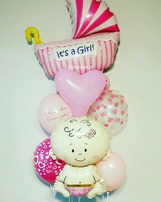 Babyshower ballons balonowe.pl