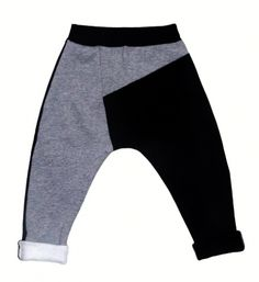 CALÇA DE MOLETOM DUO COLOR - Stylish For Kids