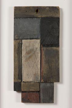 Joaquín Torres-García -      Wood Planes of Colour,      1929