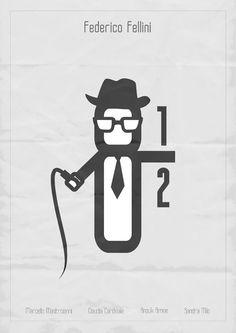 Fellini's 8 1/2 by me :)