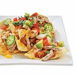 Pork and Pinto Bean Nachos Recipe | MyRecipes.com