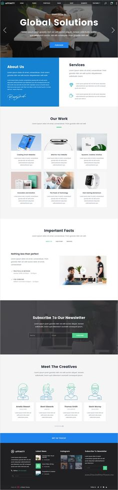 Affinity is a genuinely gigantic and refreshing multipurpose #WordPress theme for #tech #company stunning websites with 60+ unique homepage layouts download now➩ https://themeforest.net/item/affinity-a-genuinely-gigantic-refreshing-multipurpose-theme/18105800?ref=Datasata