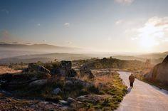 afternoon walk - Guarda, Portugal by ©Luís Novo