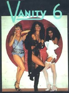 Vanity 6 Apollonia 6 and all