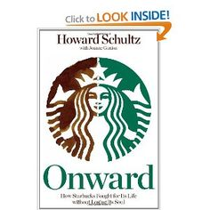 Yes. I'm a Starbucks addict but Howard is an amazing author and IMO a tremendously insightful businessman.