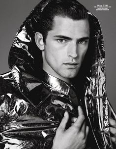 The Faces of Fashion–For the forthcoming winter 2012 issue of VMAN, photographer Sharif Hamza joins forces with fashion editor Tom Van Dorpe to create a massive editorial featuring models Sean O'Pry, Simon Nessman, Tyson Ballou, Mathias Lauridsen, Alex Lundqvist, Shaun Dewet, Brad Kroenig, RJ Rogenski, Clément Chabernaud, Matthew Terry and David Agbodji.