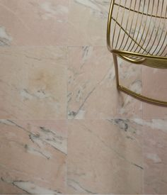 This pretty, salmon pink marble with subtle veining and glamorous highlights, is simply dazzling for any living space, bathroom or kitchen interior wall or floor.