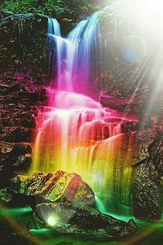 Colorful Waterfall Square Diamond Painting You are in the right place about Rainbow illustration Here we offer you the most beautiful pictures about the Rainbow paper you are looking for. When you examine the Colorful Waterfall Square Diamond Painting … Scenery Wallpaper, Cute Wallpaper Backgrounds, Pretty Wallpapers, Landscape Wallpaper, Desktop Wallpapers, Rainbow Wallpaper, Galaxy Wallpaper, Beautiful Nature Wallpaper, Beautiful Landscapes
