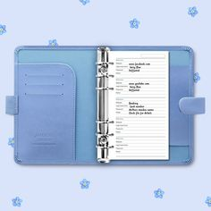 """Filofax az Instagramon: """"Forget me not. We now offer password papers for your organiser and Filofax Notebook so you can keep all your passwords in one place. See…"""""""