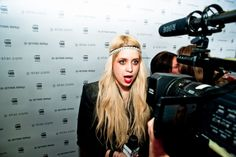 Peaches Geldof, Gstar Raw, New York   #eventsareforever #sowirephotography Foto di Lucio Patone, sowirephotography.com