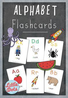 Alphabet Flashcards Preschool Phonics, Preschool Printables, Preschool Activities, Teaching Phonics, Preschool Worksheets, Preschool Learning, Vowel Worksheets, Alphabet Tracing Worksheets, Tracing Letters