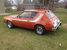 1974 AMC Gremlin X Factory 304 V8 and 727 auto