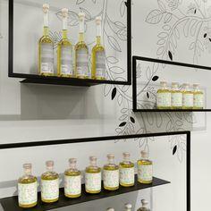 (TA-ZE!) Toronto by Burdifilek.. product display, simple, minimal, bottles, packaging