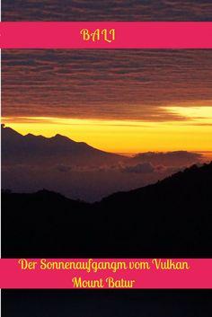 Trekking auf den Vulkan Mount Batur auf Bali. Ein absoluter Reisetipp für deine reise nach Bali in Indonesien.