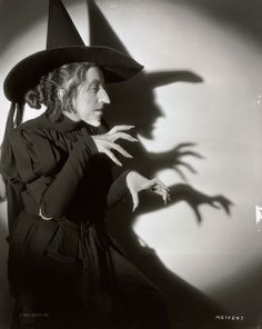 Margaret Hamilton for ' the Wizard of Oz ' 1939