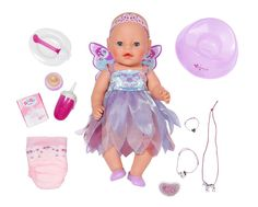 Zapf Creations Baby Born Interactive Wonderland Doll - 820698 Dolls for sale online Baby Born, Minnie Mouse Toys, Zapf Creation, Baby Doll Accessories, Baby Doll Clothes, Baby Alive, Sewing Art, Creative Play, Toys R Us