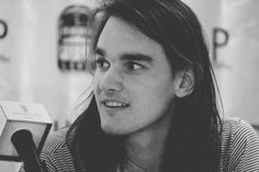 Pat Kirch. Once again, he is adorable.