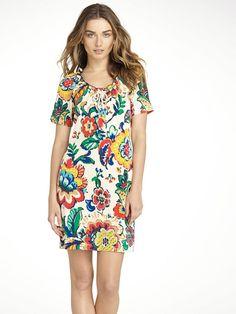 cute Tory Burch dress