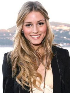 Copy Olivia Palermo's hair for a festival fresh look.