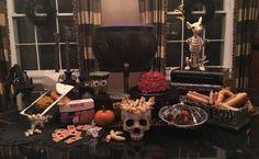 7 Spooky Halloween Treats Photo from the author