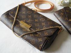 Louis Vuitton Favorite MM.