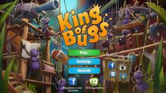 King of Bugs Арт on Behance