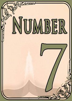 Prophetic article-The meaning of the number 7 Lucky 7, Lucky Number, Number 7, Biblical Numbers, Seven Logo, Natural Number, 7 Seven, Numerology, Meant To Be