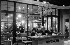 REVELATION interior