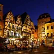 Town square, Linz - Germany, I was there and really recommend to see this amazing city!