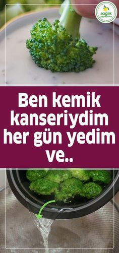 Brokoliyi ve Yoğurdu Birlikte Yedi Midesi Hemen Harekete Geçti #sağlık #brokoli #yoğurt