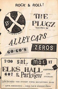 teenage head knob hill hotel toronto april 23 26th 1979