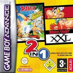 Emularoms: 2 in 1 Asterix & Obelix ( BR ) [ GBA ]