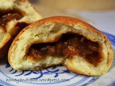 Baked Char Siu Bao (Chinese BBQ Pork Buns) – Tangzhong (Water-Roux) Method « Honey and Spice