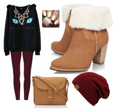"""""""Untitled #30"""" by supemrs on Polyvore featuring UGG Australia and Chicnova Fashion"""