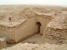 Sumerian Ruins at Ur